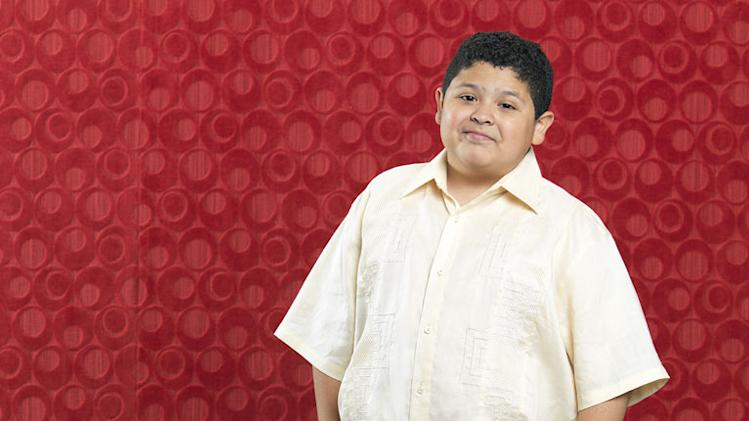 "Rico Rodriguez stars as Manny in ""Modern Family."""