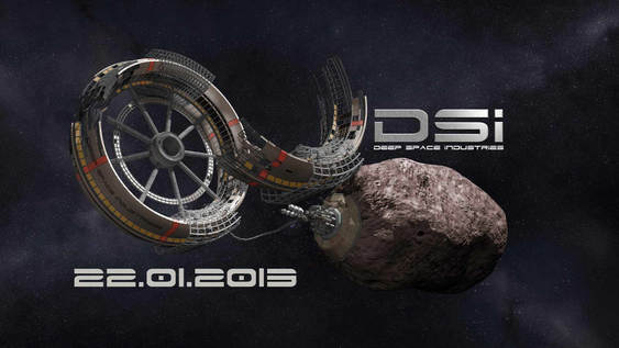 Asteroid-Mining Project Aims for Deep-Space Colonies