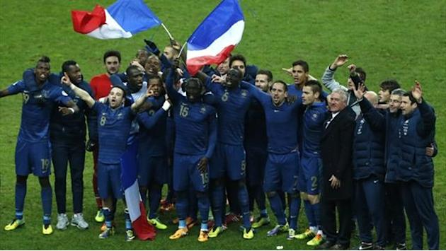 World Cup - Country profile: France
