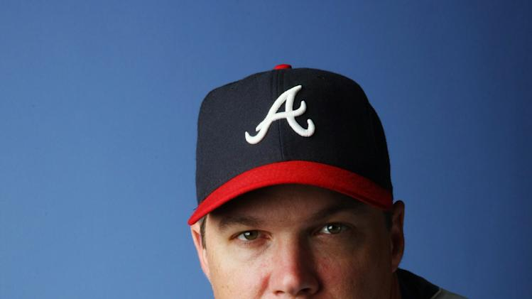 FILE:  Chipper Jones Announces Retirement After 2012 Season