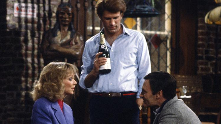 "Question: When Diane's ex-fiancée returned to ""Cheers"" to win her back, Sam went way outside his comfort zone to prove how much he loved her. What did he do?"