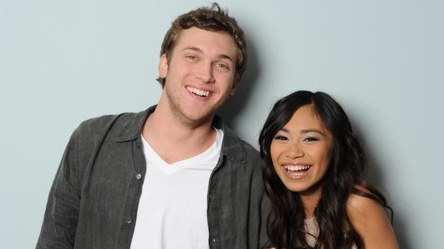 The 'American Idol' Season 11 Final 2: Phillip Phillips and Jessica Sanchez -- FOX