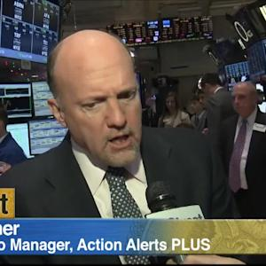 Jim Cramer Answers Twitter Questions on Spinoffs, Gilead and Vale
