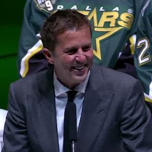 Mike Modano Speech