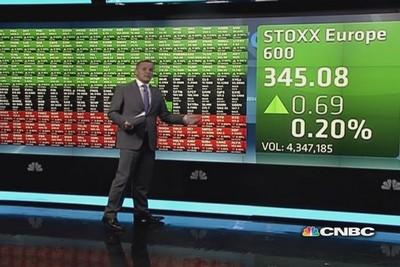 Europe shares open higher on Fed relief