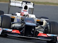 Kamui encouraged after promising tests