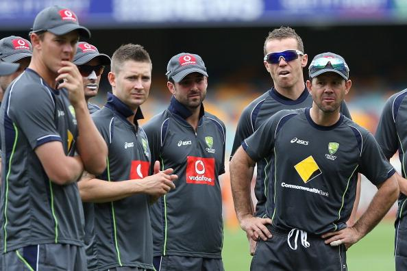 Australia Training Session