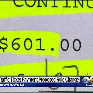 Proposed Rule Would Allow Drivers To Hold Off Paying Fine When Contesting Ticket