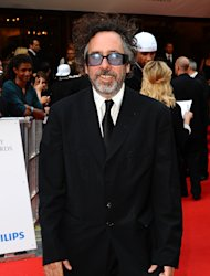Tim Burton thinks his version of Batman was lighter than Christopher Nolan's