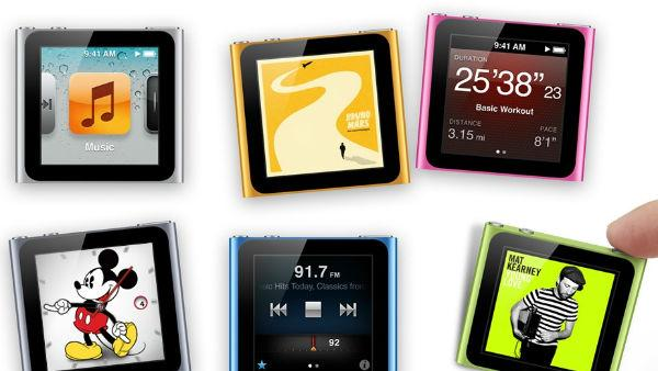Apple May Launch New iPod at iPhone 5 Sept. 12 Event  [REPORT]