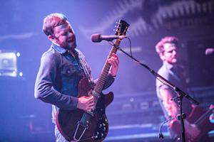 Kings of Leon Bring 'Mechanical Bull' to the House of Blues