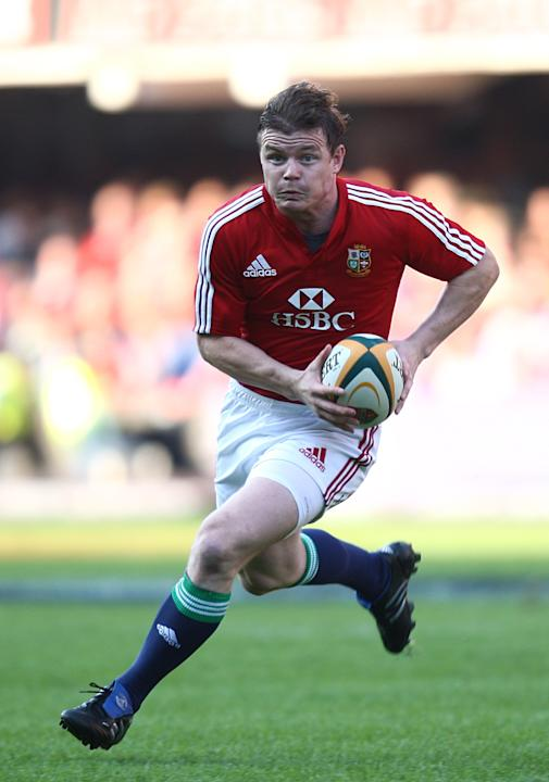 Rugby Union - Brian O'Driscoll File Photo