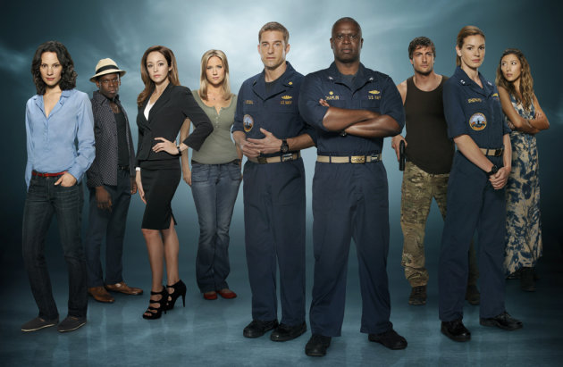 """Last Resort"" stars Andre Braugher as Captain Marcus Chaplin, Scott Speedman as XO Sam Kendal, Daisy Betts as Lieutenant Grace Shepard, Dichen Lachman as Tani Tumrenjack, Daniel Lissing as SEAL Officer James King, Sahr Ngaujah as Mayor Julian Serrat, Camille de Pazzis as Sophie Gerard, Autumn Reeser as Kylie Sinclair, Jessy Schram as Christine Kendal."