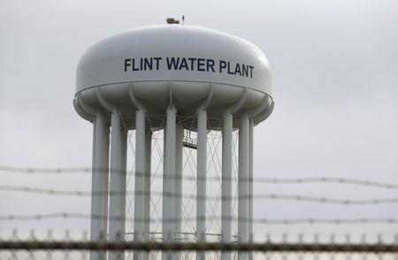 Parents of Flint, Michigan, toddler sue over lead in water