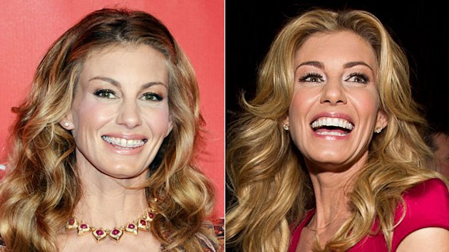 What Happened to Faith Hill&#39;s Teeth?!