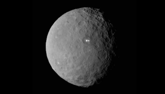 7 Strange Facts About Dwarf Planet Ceres