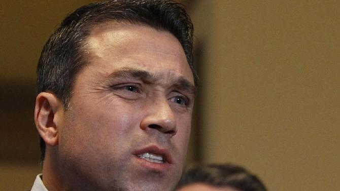 GOP Congressman Michael Grimm Comes Out for Climate Change, Will Reportedly Be Indicted