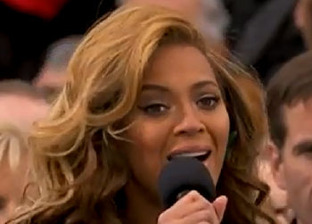 Beyoncégate: Singer Caught Lip-Syncing at Inauguration (Updated)