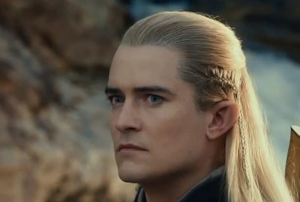 'The Hobbit: The Desolation of Smaug' Trailer: Dragons and Dreamy Orlando Bloom (Video)