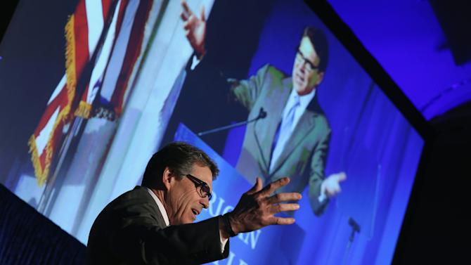 "Rick Perry: America ""survived"" Jimmy Carter, we'll survive Obama"