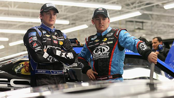 """Ty Dillon chimes in on """"3"""" talk"""