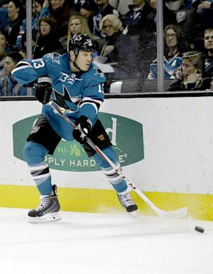 Sharks F Torres undergoes surgery on right knee