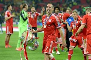 Henry backs Ribery for Ballon d'Or