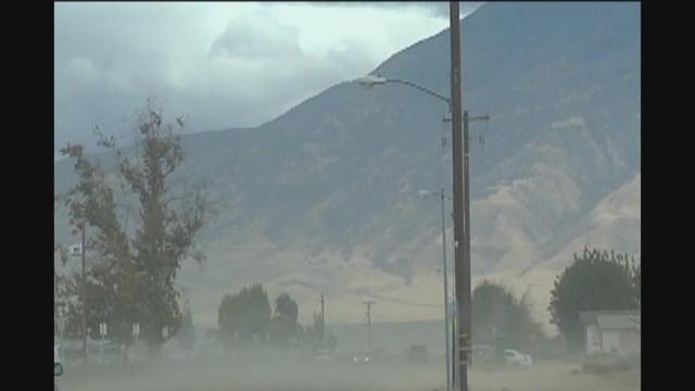 Valley Fever on the rise