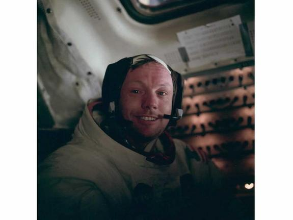 Neil Armstrong, 1st Moonwalker, Undergoes Heart Surgery