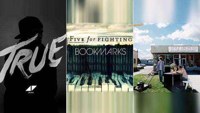 New Music: The 3 Albums You Have To Buy This Week