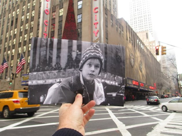 Home Alone 2: Lost in New York par @Moloknee