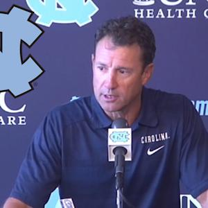UNC's Larry Fedora Talks Liberty Win & Making Improvements
