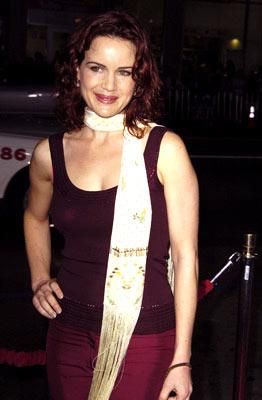 Premiere: Carla Gugino at the Hollywood premiere of Universal Pictures' Friday Night Lights - 10/6/2004