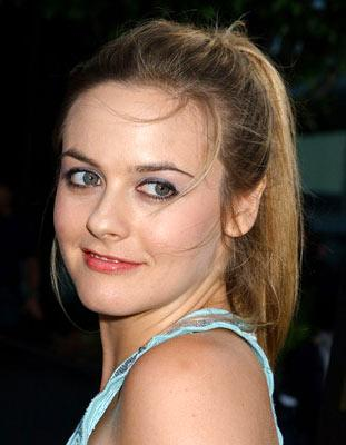 Alicia Silverstone at the Hollywood premiere of Warner Independent Pictures' We Don't Live Here Anymore