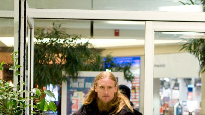 Mike Vallely Paul Blart: Mall Cop Production Stills Columbia 2009