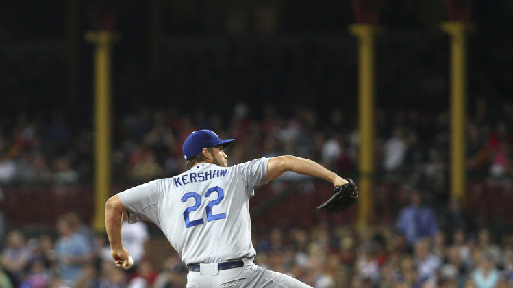 Dodgers ace Kershaw to miss upcoming start