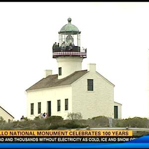 Cabrillo National Monument celebrates 100 years