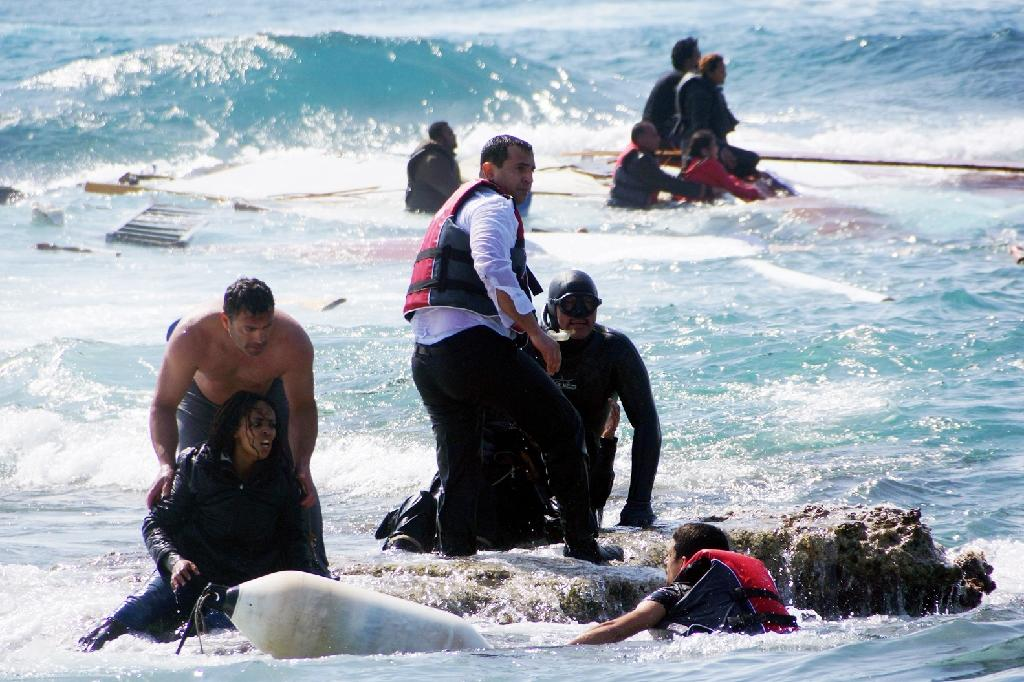 Asia, Europe migrants putting our humanity to the test: Red Cross