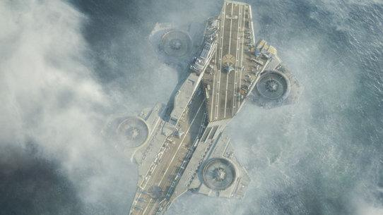 Could the Navy Ever Build a Flying Aircraft Carrier?