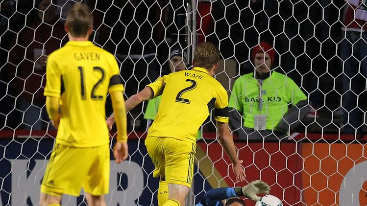 MLS: Columbus Crew at Chicago Fire