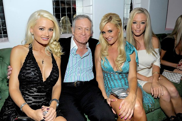 Hugh Hefner