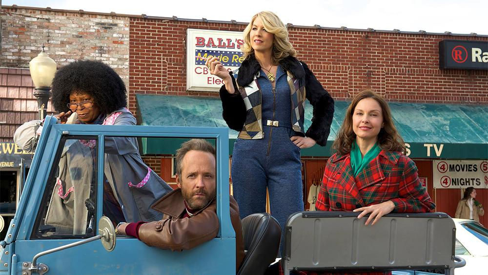 Ashley Judd's 'Big Stone Gap' Set for Oct. 9 Release