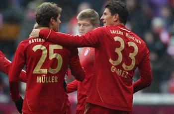 Muller: I have no intention of leaving Bayern