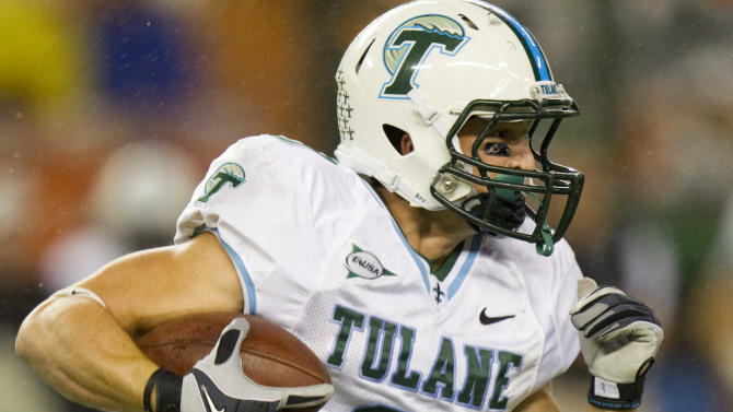 Tulane, ECU to join Big East in '14, leaving C-USA