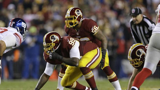 No splash, but Redskins busy as free agency starts