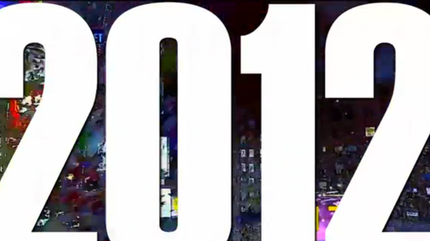 All of 2012 in One 4-Minute Video