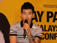 Jay Park touched by M'sian fans
