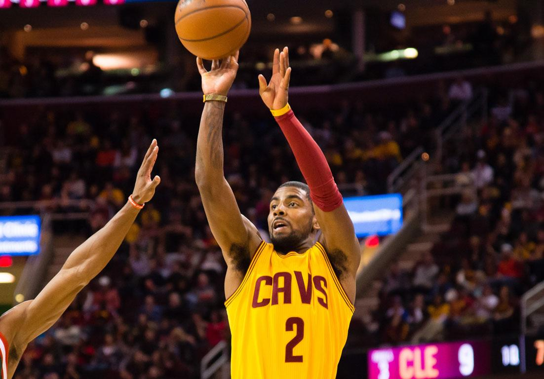 Red-hot Irving scores 55 as Cavaliers beat Blazers