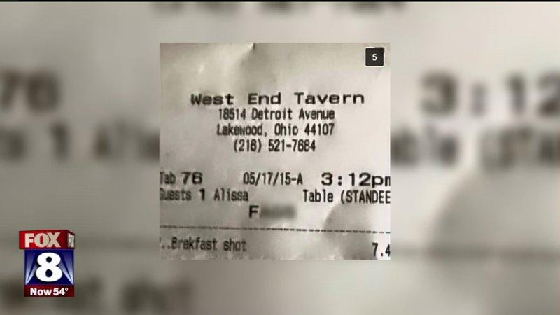 Bartender Suspended After Receipt Sparks Outrage Online