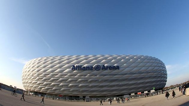 Allianz Arena, one of the potential venues for Germany&#39;s bid